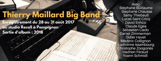 thierry maillard big band